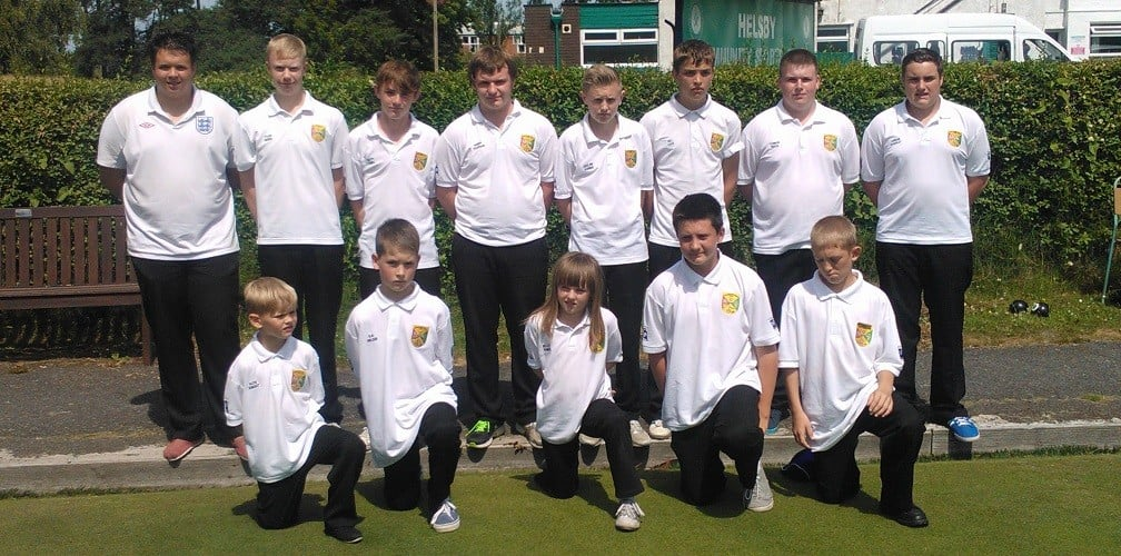 Junior County Team
