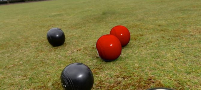 Bowls Coaching course